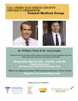 Coastal Medical Group March 2019